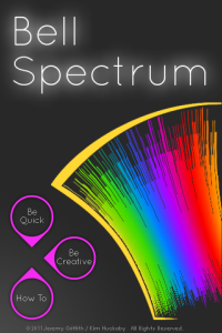 Bell Spectrum Title Screen